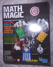 Math Magic Science Kit Kidz Labs Tricks Games Puzzle Educational Games