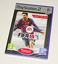 * BRAND NEW * FIFA 14 LEGACY EDITION PS2 Sony PlayStation 2 RARE * PAL*