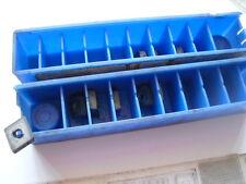 13 Hertel Carbide Tips insère 6.62308-000KM108 Grade K10 KENNAMETAL