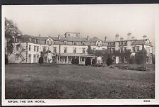 Yorkshire Postcard - Ripon - The Spa Hotel     MB656
