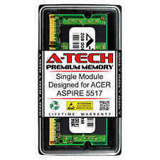 2GB PC2-5300 DDR2 667 MHz Memory RAM for ACER ASPIRE 5517