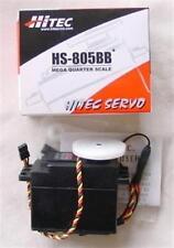Hitec HS-805BB Mega Quarter Scale Servo -343 oz-in,.14s