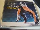 RAR SINGLE CD. LADY GAGA. POKER FACE. 2 TRACKS. INCL. JUST DANCE