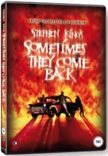 Tim Matheson, Brooke Adams-Sometimes They Come Back DVD NUEVO