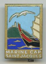 Insigne , Marine /  Cap St. JACQUES