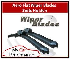 FORD FALCON  XG.XH Ute & Van 1990-1998 - Aero Flat Wiper Blades (Pair)