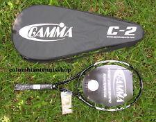 New Gamma C2 C 2 C Two C-Two Tennis Adult Peformance Racket case 106 5/8 $210