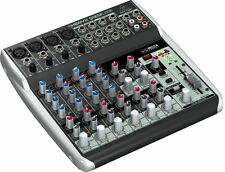 Behringer Q1202usb PA Mixer 12 Channel With