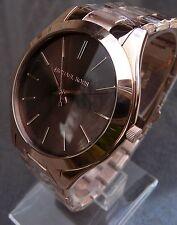 MICHAEL KORS MK3181 DAMENUHR Armbanduhr für Damen ROSEGOLDFARBEN NEU