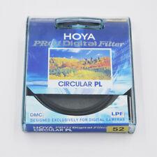 US Seller Hoya 52mm DMC LPF Pro1 Digital Circular Polarizing CIR-PL CPL Filter
