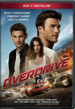 Overdrive [New DVD] Ac-3/Dolby Digital, Dolby, Subtitled, Widescreen