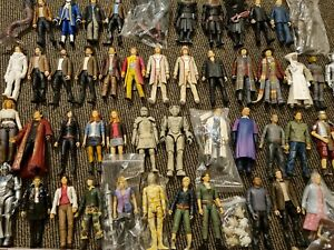 Doctor Who Action Figures, Collectables, make a bundle, Dalek, cyberman, Tardis