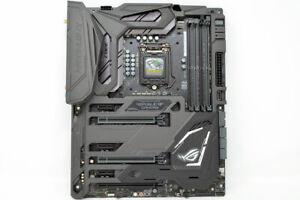 *READ* ASUS Rog Maximus IX Code Z270 Intel Core i7 7700k 4.20GHZ And 16GB RAM