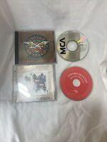 2 LYNYRD SKYNYRD LOT Double Trouble by Lynyrd Skynyrd & Skynyrd Innyrds