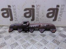 FORD FIESTA ZETEC S 1.6 2010 EXHAUST MANIFOLD