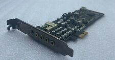 Asus XONAR DX / XD / A REV 1.02 7.1 Channel PCI-e x1 24-bit Sound Card