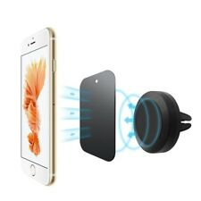 Magnetic Car Mount Air Vent Stand GPS Cell Phone Holder For iPhone X 8 7 Plus