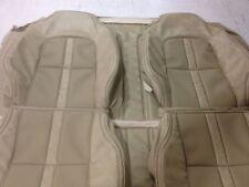 Hj,hx Hz,MONARO GTS SEDAN front and rear seat Covers,chamois ,Aussie Made