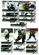 1X DALLAS STARS 2005 06 Upper Deck FULL TEAM SET Series 1 & 2 Lots Availa MODANO
