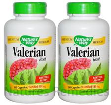 Nature's Way, Valerian Root, 530 mg, 360 Capsules
