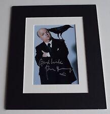 Toby Jones Signed Autograph 10x8 photo mount display Film Alfred Hitchcock & COA