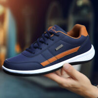 Fashion Casual Shoes Men's Sports Outdoor Breathable Tennis Running Sneakers Gym