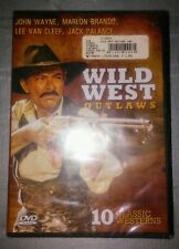 Wild West Outlaws DVD