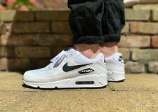 Air Max 90 - White & Black, Size 8, Brand New with Box