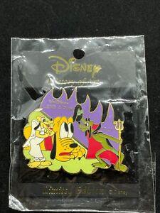 Disney Pin M&P Pluto Lend A Paw 1941 Angel & Devil History of Art 2002 LE 10701