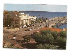 cannes  le casino municipal et un coin du port