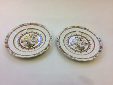 """Copeland Spode from  England COWSLIP pattern S713 - 6 3/4"""" Bread Plate Set of 2"""