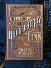Mark Twain The Adventures of Huckleberry Finn Barnes & Noble 2011 Collector's Ed
