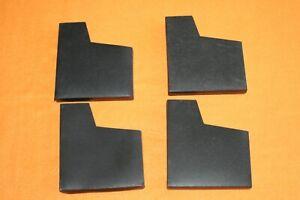 4 Stück Schutzhüllen Schuber Case für Nintendo NES Spiele