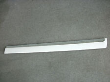 Nissan 80870-ZS09A Right Front Door Body Side Molding Trim OEM