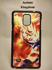Samsung Galaxy Note 4 IV Anime Phone case DBZ Dragon Ball Z Goku