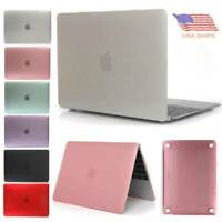 "Hard Case Cover Shell For MacBook Air 11 13 inch 12"" Retina Pro 13"" A1708 Laptop"