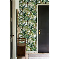 Palm Tree Non-Woven wallpaper Tropical Jungle wall mural Trees Home decor Floral