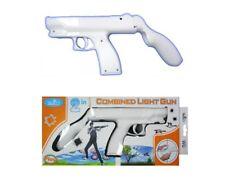 Fucile Pistola 2 in 1 Compatibile Wii Combined Light Gun