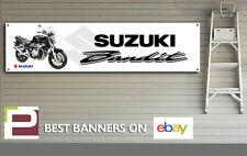 Suzuki Bandit Banner for Workshop, Garage, Bandit, 600, 650, 1200