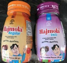 100% Herbal  Dabur Hajmola - Acid Reflux Heart Burn Indigestion Digestive Tablet