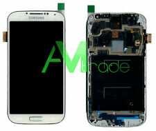LCD + DISPLAY COMPLETO TOUCH per SAMSUNG GALAXY S4 GT-I9505 BIANCO WHITE
