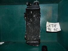 Radiateur pour KTM 125 SX EGS 1995