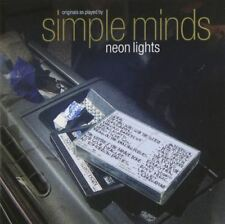 Eagle-Musik-CD-Simple Minds's Records-Label
