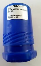 """Wilson Tool 13614 2"""" Thk Metric Abs Quick Release Punch, Rd 1.811"""", 3-13/16"""" Oal"""