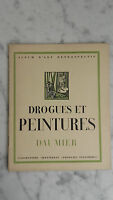 Álbum de Arte - Drogues Y Peintures - N º 11 - Daumier