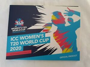 2020 $2 ICC Women's T20 World Cup 2 Dollar Coin in Official Folder x 2 UNC