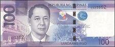 TWN - PHILIPPINES 208a - 100 Piso 2010 UNC - Prefix C