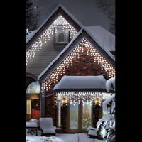 SnowTime Icicle lights 300 LEDs Multi-Function