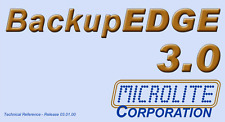 Microlite Backup Edge - SCO OpenServer, UnixWare, Linux