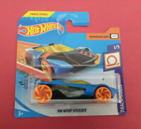 HOT WHEELS - HW WARP SPEEDER - TRACK STARS - SHORT CARTE - VOITURE - R 5970